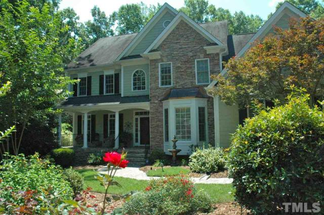 205 Sunset Grove Drive, Holly Springs, NC 27540 (#2250405) :: Marti Hampton Team - Re/Max One Realty