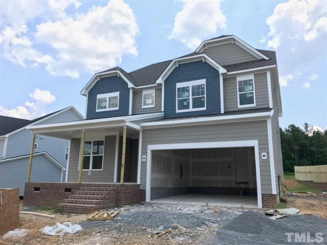 130 Village Walk Drive, Chapel Hill, NC 27517 (#2250412) :: Real Estate By Design