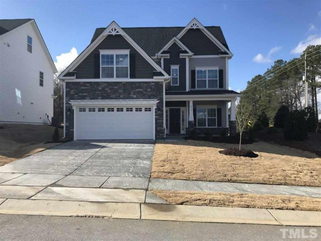 1136 Valley Dale Drive, Fuquay Varina, NC 27526 (#2250420) :: Marti Hampton Team - Re/Max One Realty