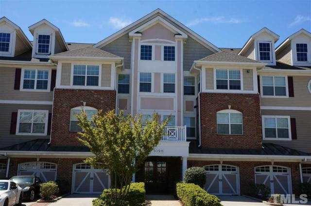 10511 Rosegate Court #04, Raleigh, NC 27617 (MLS #2250440) :: The Oceanaire Realty