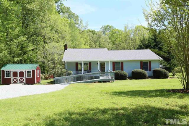 502 Jericho Road, Hillsborough, NC 27278 (#2250446) :: Real Estate By Design