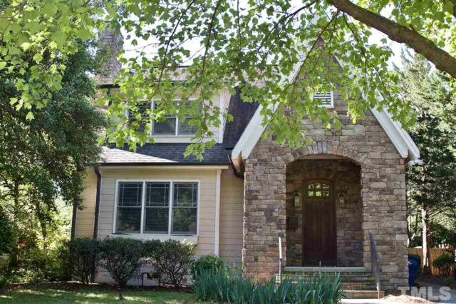 2815 Van Dyke Avenue, Raleigh, NC 27607 (#2250488) :: Marti Hampton Team - Re/Max One Realty