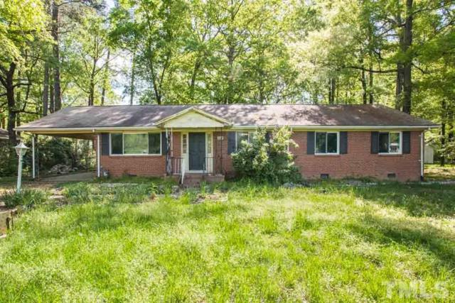 2020 Hillandale Road, Durham, NC 27705 (#2250500) :: Marti Hampton Team - Re/Max One Realty