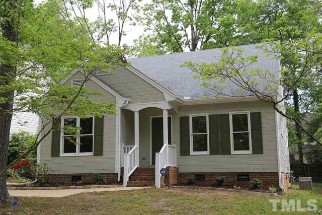 6004 Volant Drive, Raleigh, NC 27609 (#2250512) :: Real Estate By Design