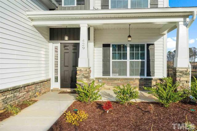 103 Joterrel Court, Clayton, NC 27520 (#2250515) :: Real Estate By Design