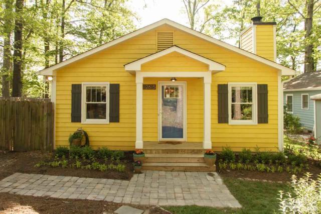 2615 Sarah Avenue, Durham, NC 27707 (#2250530) :: Real Estate By Design