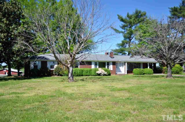 8192 Nc 158 Highway, Yanceyville, NC 27379 (MLS #2250534) :: The Oceanaire Realty