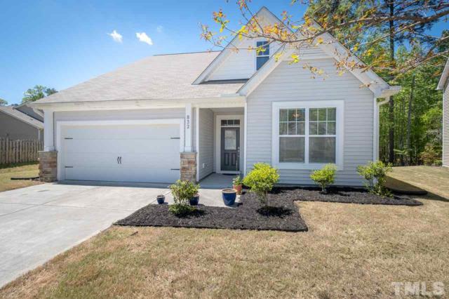 832 Briana Drive, Durham, NC 27712 (#2250549) :: Real Estate By Design