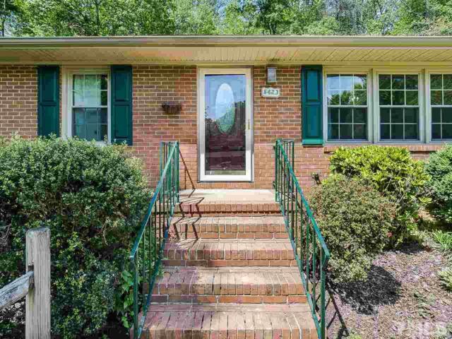 6423 Whitt Road, Durham, NC 27712 (#2250551) :: Real Estate By Design