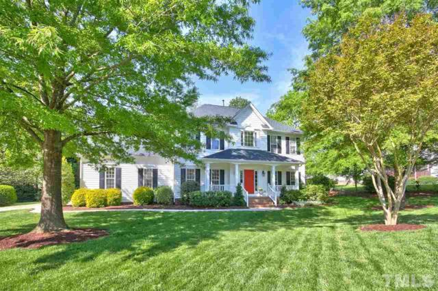 401 Hasbrouck Drive, Apex, NC 27523 (#2250554) :: The Perry Group