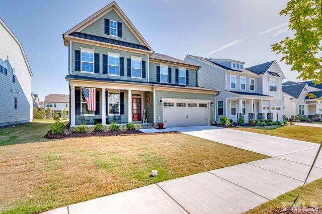 461 Morgan Ridge Road, Holly Springs, NC 27540 (#2250557) :: Marti Hampton Team - Re/Max One Realty