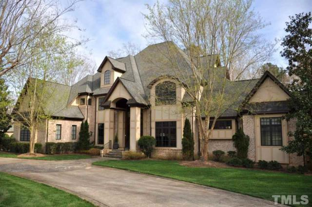7500 Hasentree Club Drive, Wake Forest, NC 27587 (#2250565) :: The Beth Hines Team