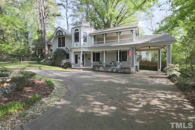 2929 Oberry Street, Raleigh, NC 27607 (#2250576) :: Marti Hampton Team - Re/Max One Realty