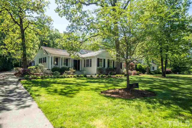 800 Old Mill Road, Chapel Hill, NC 27514 (#2250596) :: Marti Hampton Team - Re/Max One Realty
