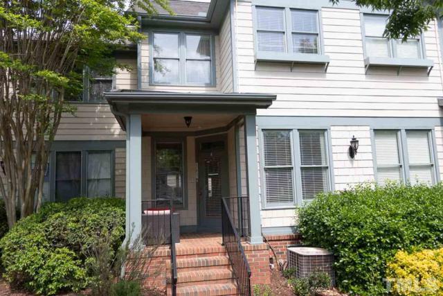 503 Presque Isle Lane #503, Chapel Hill, NC 27514 (#2250658) :: Real Estate By Design