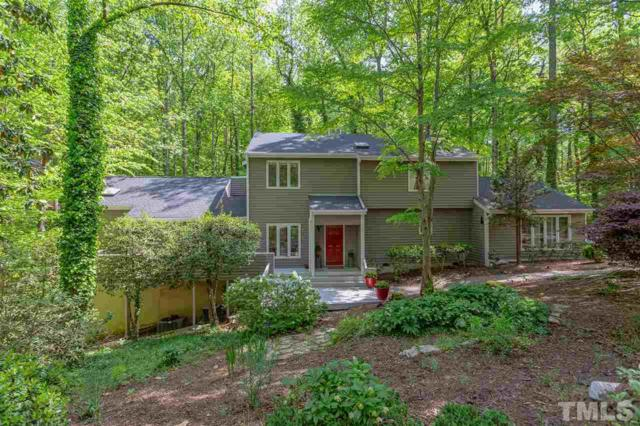 629 Kensington Drive, Chapel Hill, NC 27514 (#2250666) :: Marti Hampton Team - Re/Max One Realty