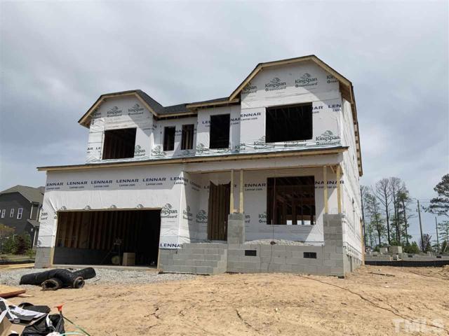 2324 Fillmore Hall Lane #71, Apex, NC 27523 (#2250729) :: Marti Hampton Team - Re/Max One Realty
