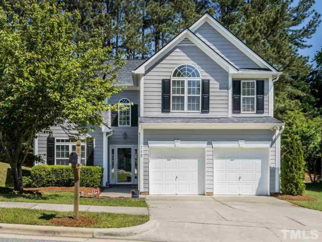 712 Averroe Drive, Apex, NC 27502 (#2250731) :: Dogwood Properties