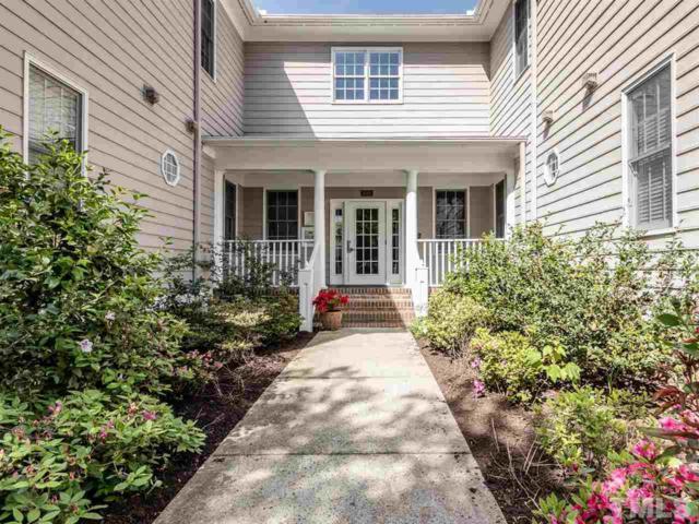 600 Copperline Drive #106, Chapel Hill, NC 27516 (#2250742) :: Marti Hampton Team - Re/Max One Realty