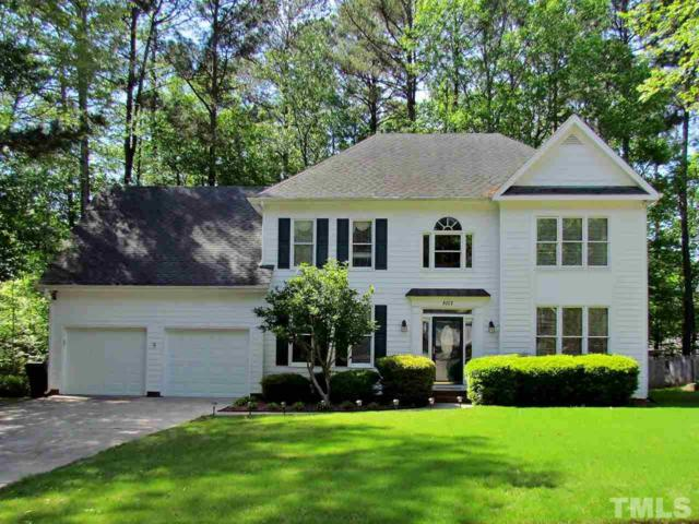 8101 Laurel Mountain Road, Raleigh, NC 27613 (#2250743) :: Marti Hampton Team - Re/Max One Realty