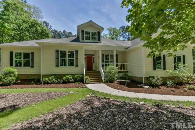 494 Wilkinson Creek Lane, Chapel Hill, NC 27516 (#2250774) :: Marti Hampton Team - Re/Max One Realty