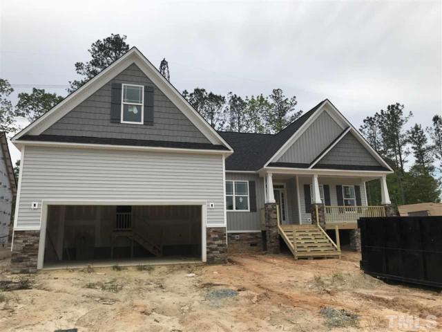 123 Thunder Ridge Drive, Garner, NC 27529 (#2250792) :: RE/MAX Real Estate Service