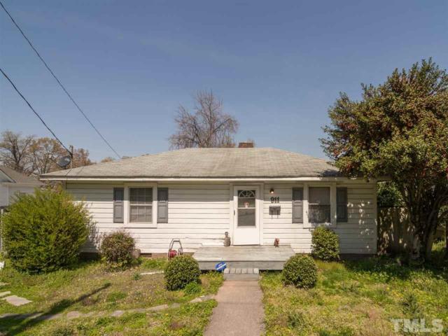 911 Camden Avenue, Durham, NC 27701 (#2250798) :: Marti Hampton Team - Re/Max One Realty