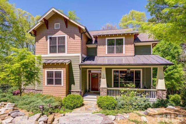 101 N Park Bluff Drive, Chapel Hill, NC 27517 (#2250811) :: Marti Hampton Team - Re/Max One Realty