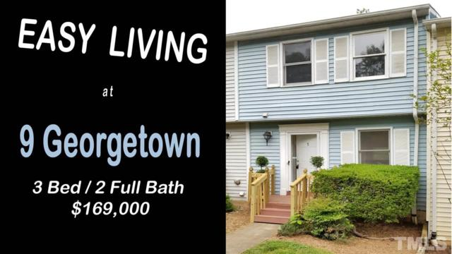 9 Georgetown Court, Durham, NC 27705 (#2250886) :: The Perry Group