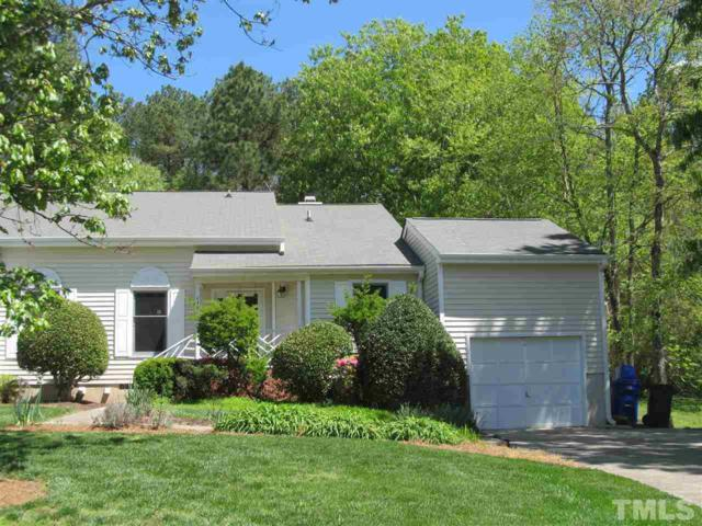 111 Standish Drive, Chapel Hill, NC 27517 (#2251242) :: Real Estate By Design