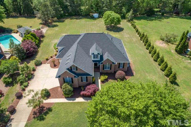 6209 Heatherstone Drive, Raleigh, NC 27606 (#2251462) :: M&J Realty Group