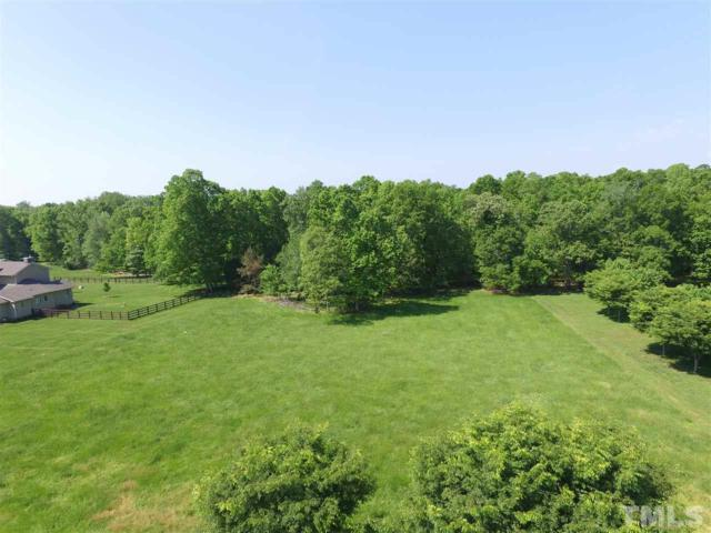 Lot 190 Fox Hill Farm Drive, Hillsborough, NC 27278 (#2251680) :: Morgan Womble Group
