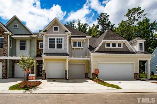 613 Metro Station #30, Apex, NC 27502 (#2251683) :: Raleigh Cary Realty