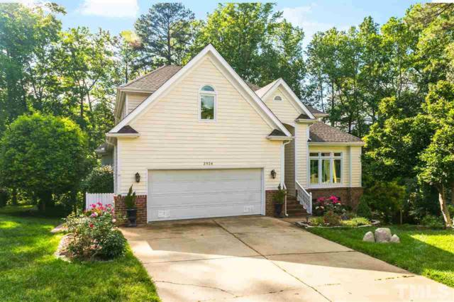 2924 Tillinghast Trail, Raleigh, NC 27613 (#2251832) :: Marti Hampton Team - Re/Max One Realty