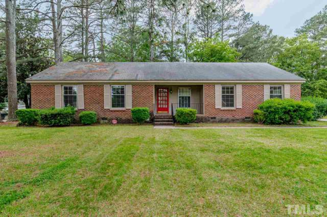 308 N Glendale Drive, Rocky Mount, NC 27801 (#2251854) :: Raleigh Cary Realty