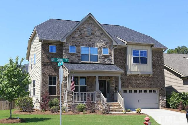 100 Cahors Trail, Holly Springs, NC 27540 (#2251992) :: Raleigh Cary Realty