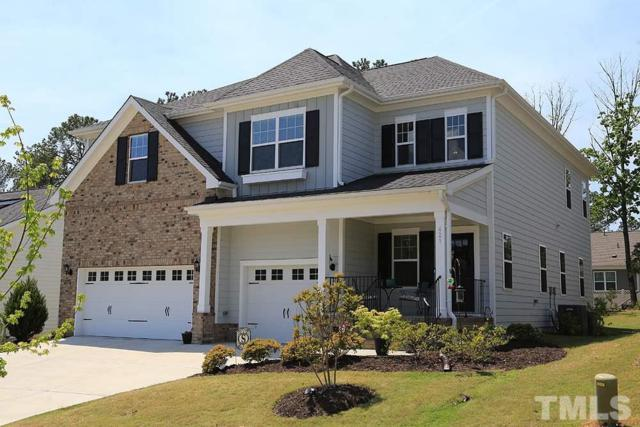 421 Kings Glen Way, Wake Forest, NC 27587 (#2252022) :: Raleigh Cary Realty
