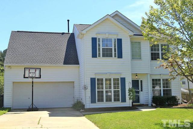 102 Greycrest Court, Apex, NC 27539 (#2252264) :: M&J Realty Group