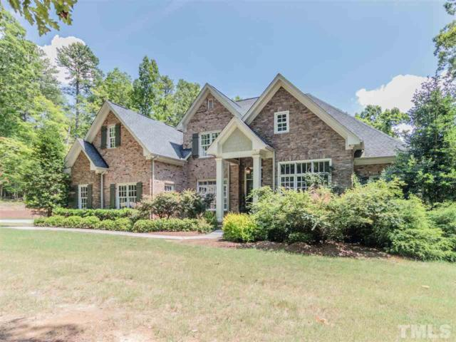61 Ocoee Falls Drive, Chapel Hill, NC 27517 (#2252496) :: The Results Team, LLC