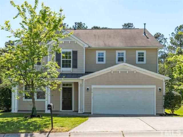 610 Weathervane Drive, Durham, NC 27703 (#2252567) :: The Perry Group