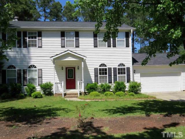 19 Coachman Way, Sanford, NC 27332 (#2252664) :: Dogwood Properties