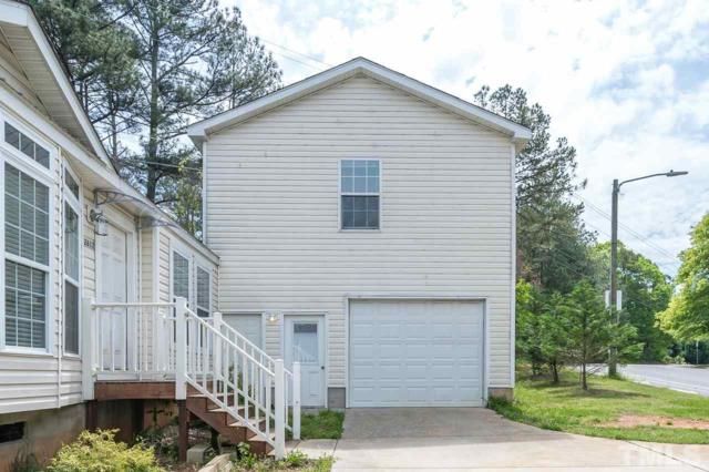 2612 Lineberry Drive A, B, Raleigh, NC 27603 (#2252728) :: Marti Hampton Team - Re/Max One Realty