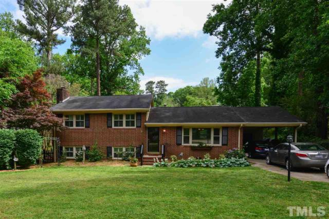 303 Glen Valley Drive, Raleigh, NC 27609 (#2252763) :: Raleigh Cary Realty