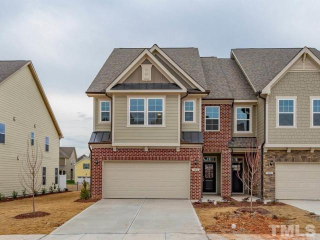 1033 Brennan Green Court #7, Morrisville, NC 27560 (#2252878) :: Raleigh Cary Realty