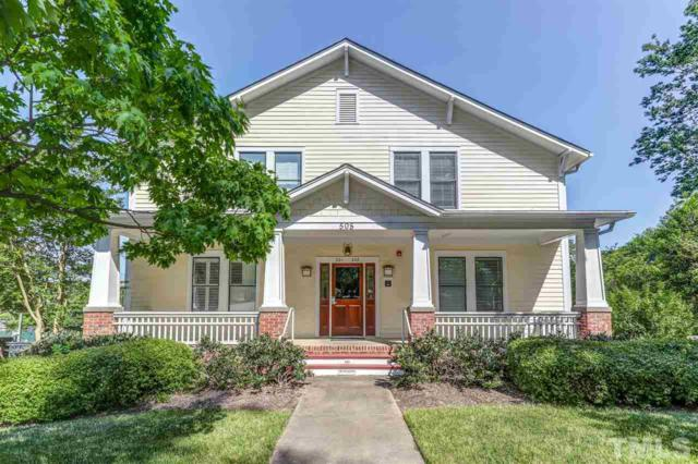 505 Florence Street #202, Raleigh, NC 27603 (#2252888) :: Real Estate By Design