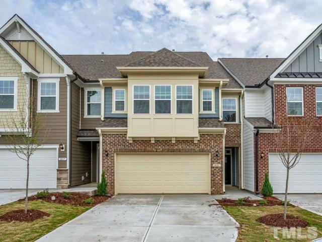 1041 Brennan Green Court #9, Morrisville, NC 27560 (#2252906) :: Raleigh Cary Realty
