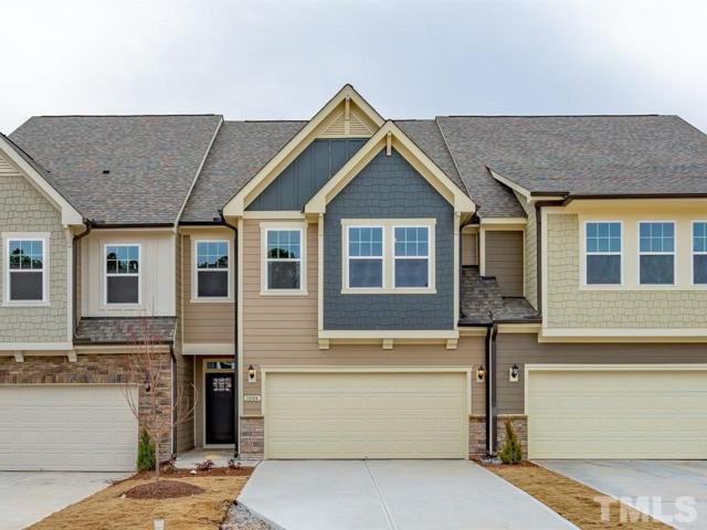 1045 Brennan Green Court #10, Morrisville, NC 27560 (#2252908) :: Raleigh Cary Realty