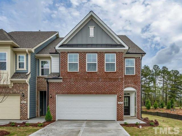 1051 Brennan Green Court #12, Morrisville, NC 27560 (#2252912) :: Raleigh Cary Realty