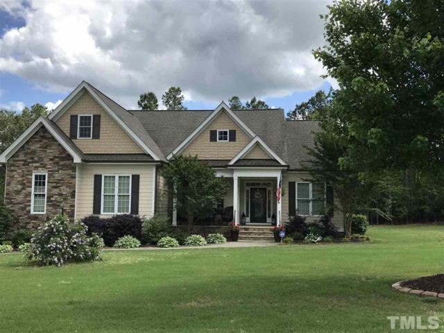 10 Griffis Court, Youngsville, NC 27596 (#2253195) :: The Jim Allen Group