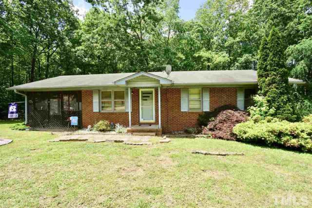 2295 Egypt Mountain Road, Kittrell, NC 27544 (#2253428) :: RE/MAX Real Estate Service